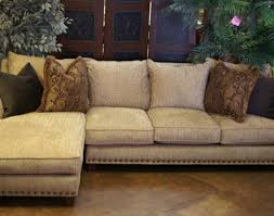 sofa leather sofa sectionals charming leather sectional sofa tan