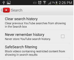 How To Clear Google Maps History How To Remove Search History In Youtube Gmx Mail Login Ohne Werbung