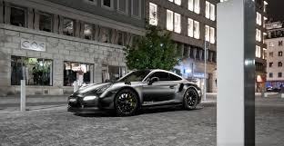 Porsche 911 Turbo S Interior Porsche 911 Turbo S Project Dark Knight By Auto Dynamics