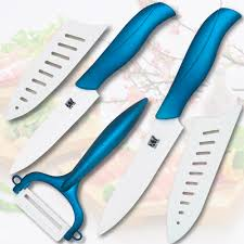 blue knife set promotion shop for promotional blue knife set on