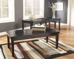 coffee tables dazzling ashley furniture denja piece coffee table