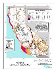 Resource Map Wind Energy Development Maps
