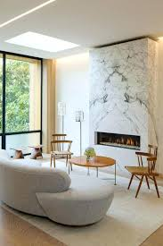 fireplace stone designs modern stacked pictures fire surrounds