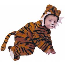 18 Month Halloween Costumes Boys Amazon Plush Tiger Costume Infant Clothing