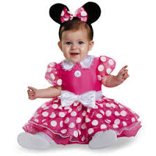 red minnie mouse deluxe infant costume disney baby