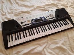 yamaha keyboard lighted keys yamaha ez 150 lighted key electronic keyboard 59 99 picclick uk