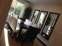Mirror For Dining Room Wall  Fascinating Ideas On Large Wall - Large wall mirrors for dining room
