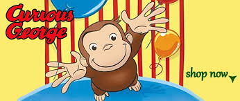 curious george birthday party supplies