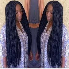 how to braid hair with middle part 79 sophisticated box braid hairstyles with tutorial
