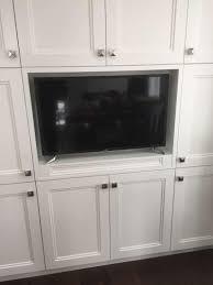 tv unit vaughan gta southern ontario samwood kitchens inc