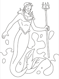 good merman coloring pages 49 seasonal colouring pages