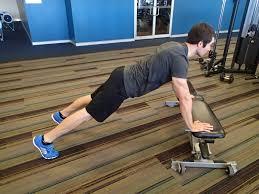 horizontal pushing exercises michael hermann personal training