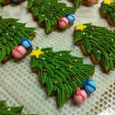 103 best christmas biscuits trees u0026 holly images on pinterest
