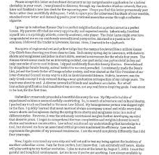 federal cover letter format