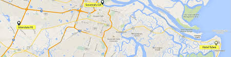 24 Hour Fitness Locations Map Tybee Island Hotel Hotel Tybee