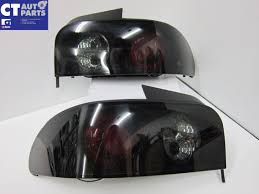 lexus altezza for sale nz smoked tint altezza tail lights for 92 00 subaru impreza wrx sti