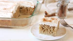snickerdoodle poke cake recipe bettycrocker com