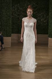 illusion neckline wedding dress illusion wedding dress photos ideas brides