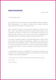 10 motivation letter university