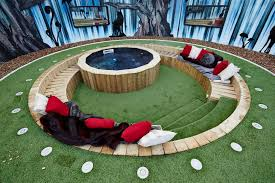 celebrity big brother 2015 house revealed mirror online