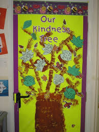 our kindness tree display teaching ideas