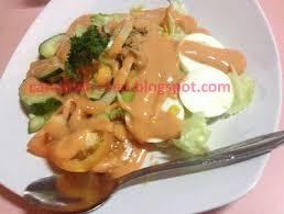 cara membuat salad sayur atau buah cara membuat salad sayur segar sederhana resep masakan indonesia