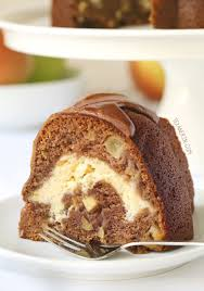healthier apple cream cheese bundt cake 100 whole grain