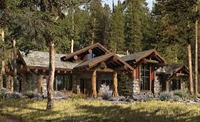 ranch style log home floor plans log home floor plan blogcollection plans house plans 65955