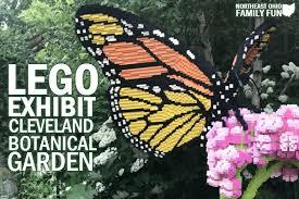 Ohio Botanical Gardens Lego Sculptures At The Cleveland Botanical Garden