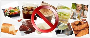 foods to avoid during your diet plan for weight loss