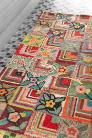 Home Patterns Vintage Style Hooked Rugs For Your 1930s Or 1940s Home