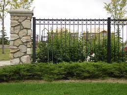 fencing gates edmonton south side ornamental