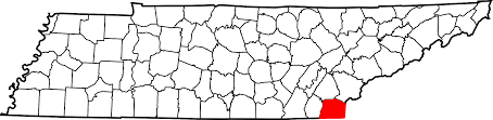 Map Of Tennessee by File Map Of Tennessee Highlighting Polk County Svg Wikimedia Commons