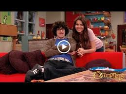 robbie theslap hollywood arts victorious victorious love story beck and tori season 3 episode 10