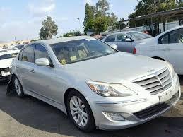 hyundai genesis usa 2012 hyundai genesis photos salvage car auction copart usa