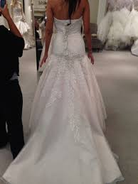 danielle caprese wedding dress danielle caprese size 3 wedding dress oncewed com