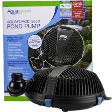 Aquascape Pump Aquascape Aquaforce 3600 Pump Mpn 91113 Best Prices On