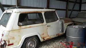 1971 jeep commando commando hurst edition