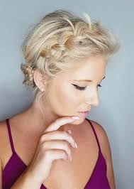 short haircuts with lift at the crown 63 creative updos for short hair perfect for any occasion glowsly
