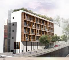 sustainable housing via augusta barcelona energreen design