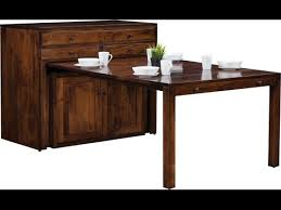 kitchen island pull out table amish century buffet with pullout dining table