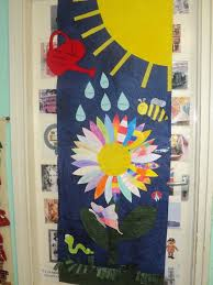 door decorations for spring beautiful spring classroom door decorations with spring classroom