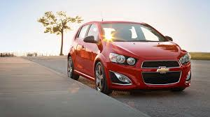 New 2014 Chevrolet Sonic Model Information Chevy Sonic Features