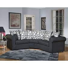 Klaussner Audrina 3 Piece Sectional Clara 3 Piece Sectional Seating Group With