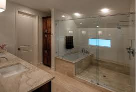 Bathroom With Bath And Shower Clever Design Ideas The Bath Tub In The Shower Drench The