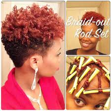black rod hairstyles for 2015 natural tapered cuts natural hair products pinterest