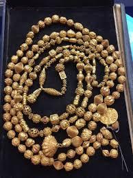 ancient gold silver ornaments