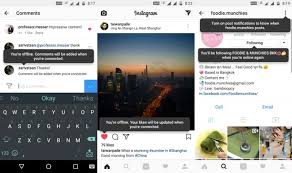 instagram for android now testing offline mode in instagram android app
