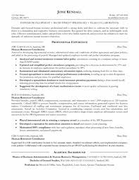 Human Resources Resume Objective Examples by Sample Objectives Of Resume Hr Intern Resume Objective Resume