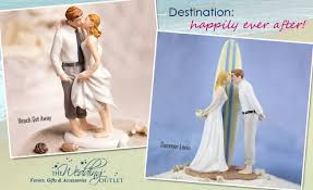 Wedding Cake Accessories Destination Happily Ever After With Wedding Cake Toppers